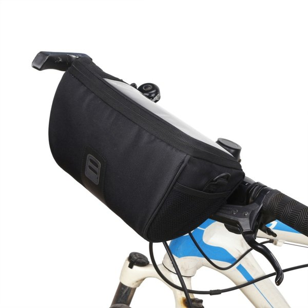 Bicycle Accessories Folding Bicycle Riding Bag multi-function Mountain Bike Front Front Bag