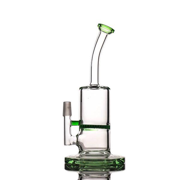 Verde con el tazón