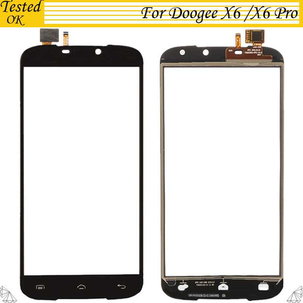"5.5"" Tested Working Touch Screen For Doogee X6 X6 Pro Touch Screen Digitizer Front Glass Panel Sensor Touchscreen"