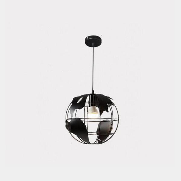 Modern restaurant three head crystal creative dining room bar table light simple led iron art dining chandelier