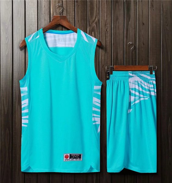 Cheap Basketball Jersey Sets For Men Good Quality New Style 18