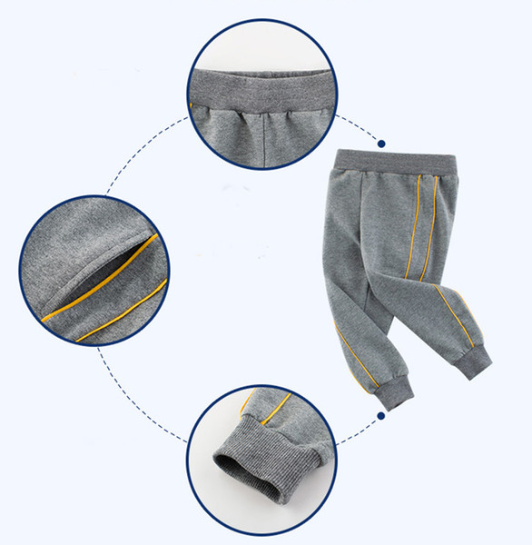 summer 2 to 8 years boys sport pants, children girls fashion trousers, baby kids & teenager boutique clothing, 6AZB812LG-07