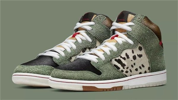 Dunk SB High Dog