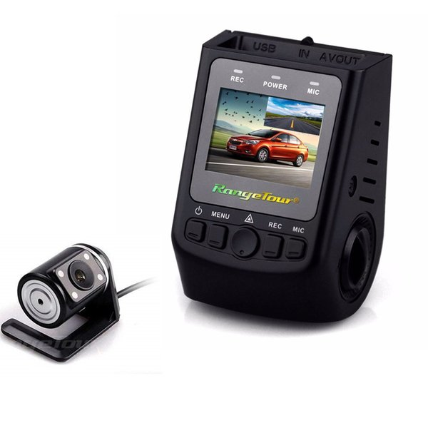 "Dash Cam Dual Lens A118C B40 Car DVR Dashboard Mini Camera Dashcam Full HD 1080P 170"" Video Recorder Vehicle Hidden Camcorder"