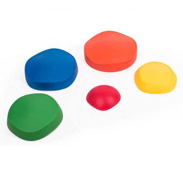 Kids Games River Stepping Stones Kindergartens Equipment Sensory Integration Balance Toys for Children