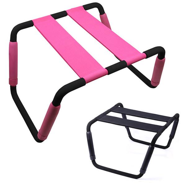 Muebles sexuales Productos íntimos femeninos Silla sexual Sofá Almohada Cinturones de sujeción íntimos Juego para adultos para parejas E5-3-9