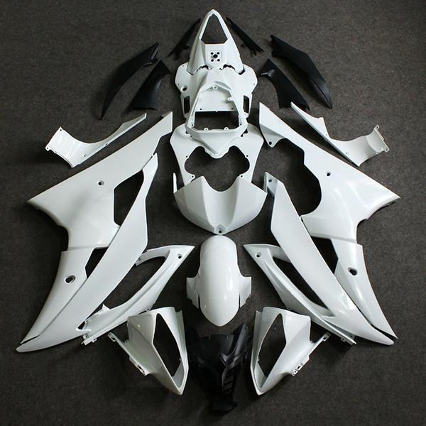 Unpainted Verkleidungs Injection Molding Fairings Kit Karosserie 2008-2013 Für Yamaha YZFR6 YZFR6 YZF R6 2012 2011 2010 2009 2008