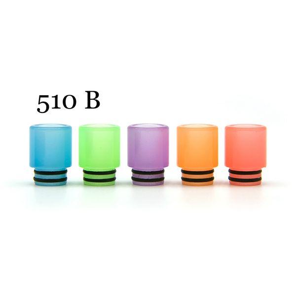 510B drip tips