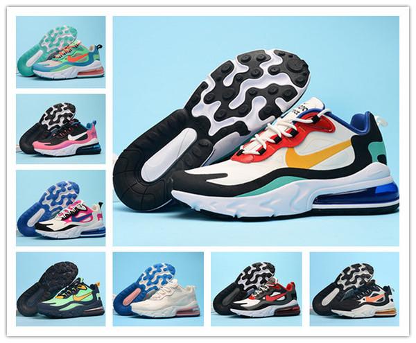 best selling 2019 React tn 27C Men Trainers Triple BAUHAUS OPTICAL BLUE VOID white presto women size 8.5 Outdoor Sports Zapatos shoes Size 36-45