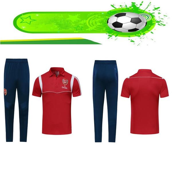 Arsenal Traje de entrenamiento de Polo para el equipo de adultos de las camisetas de fútbol 2019 2020 ARS