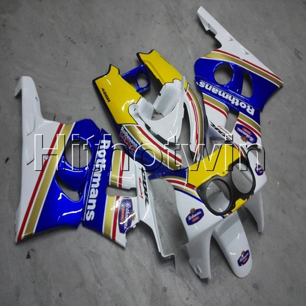 23colors+Gifts blue motorcycle article for HONDA CBR400RR 1990-1994 NC29 90 94 ABS motor Fairing