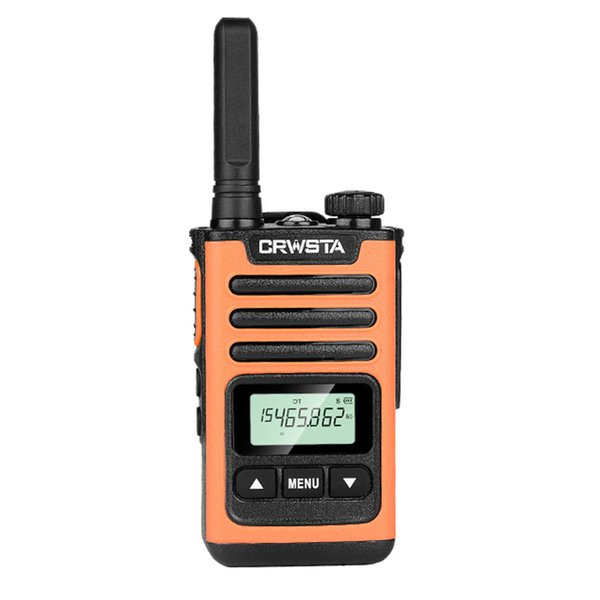 HOT T2 LCD pequeno mini walkie-talkie vibração wireless anti-interferência mini-comunicação walkie-talkie portátil para o local restaurante do hotel