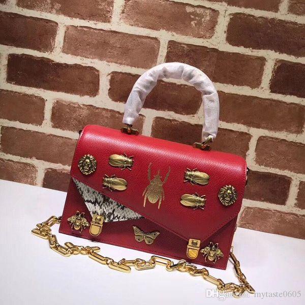 Toppest Quality 25CM Cowhide Leather Classic Elegant Style HandBag Gift for wife Single Shoulder Bag for Wedding