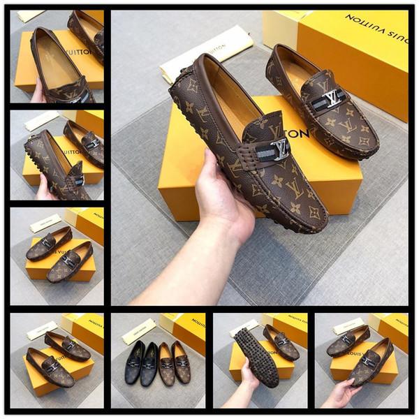 Beste Neue Männer Kleid Schatten Lackleder Luxus Mode Bräutigam Hochzeit Schuhe Männer Luxus Italienischen Oxford Schuhe größe 38-45