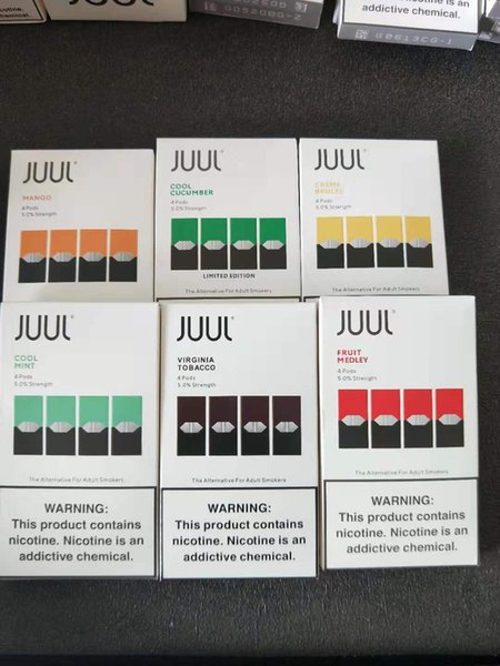 2019 Wholesale 1 0ML Closed System Leakge Proof Refilled Vape Pods