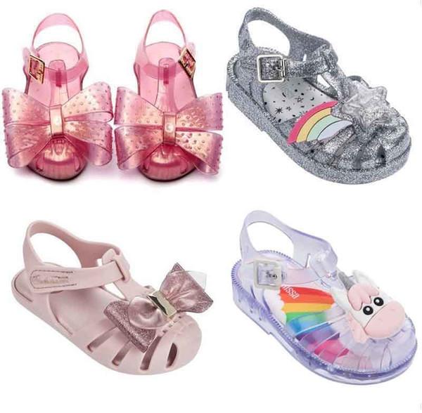 Großhandel Kinderschuhe Melissa Mädchen Jungen Sandalen Neueste Stil Y190523 Von Shenping02, $18.13 Auf De.Dhgate.Com | Dhgate