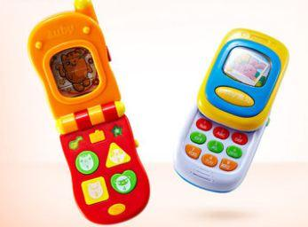 Fun slide music mobile phone, baby simulation call, children phone toy mobile phone 0-4 years old, slide music mobile phone,bilingual