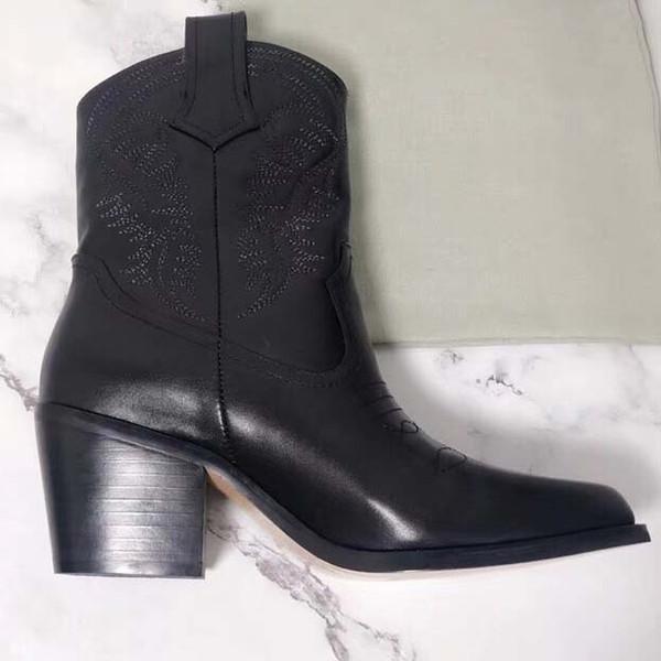 Botas de mujer de diseñador de moda Botines con cordones Star Trail de mejor calidad Con suelas resistentes Botas de señora de ocio Por bag07 DA2901