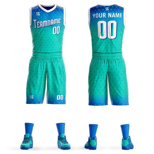80b9daee Camiseta de entrenamiento de baloncesto personalizada para niños, hombres y  mujeres, conjunto en blanco