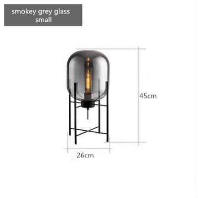 smokey grey 45CM