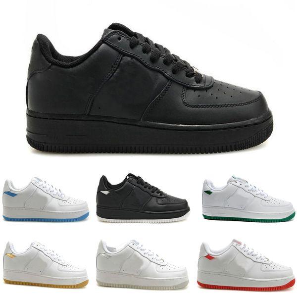 zapatos negros nike hombre