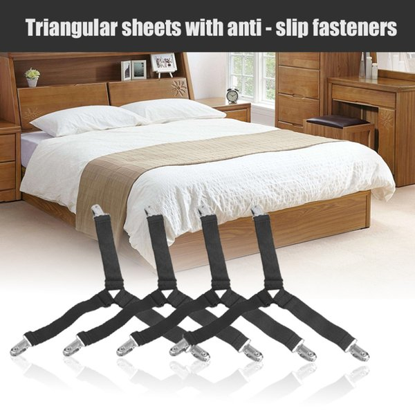 2019 Multifunctional Shape Bed Sheet Fasteners High Elastic Bed Sheet Fastener Grippers Clip Suspender Homehold From Greenliv 375 Dhgatecom