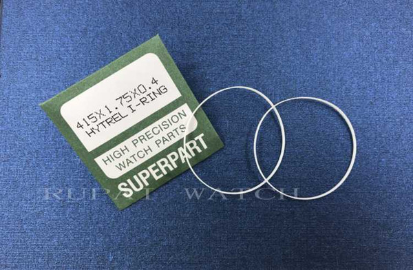 1.75mm THICK LARGE SIZE WATCH O RING SEALS GASKETS FITS MANY CASE BACKS 40PC