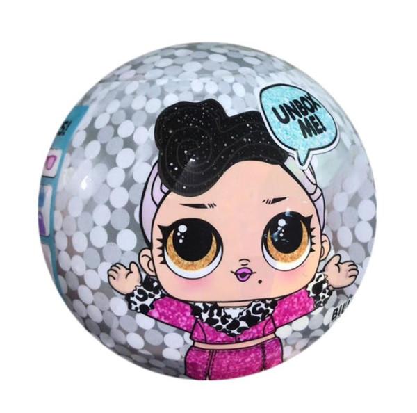 Nuevo funko pop 10 cm Bffs Edición limitada Muñeca Magic Egg Ball Figura de acción Juguete Niños Regalos de Navidad para niños y niñas Sin caja UPS