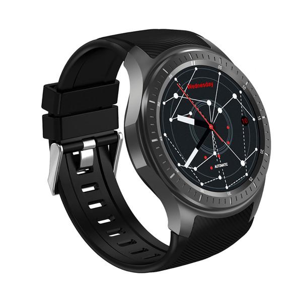 4G Bandes de montres intelligentes Android 7.1 1G16G MT6739 Quad Core Smartwatches 1.3