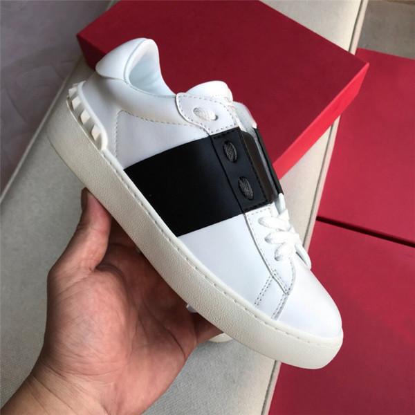 Acheter 2019 Designer De Luxe Mens Chaussures Mode Designer De Luxe Femmes Chaussures Basket Baskets Formateurs Étoiles Vintage Mocassins Avec Boîte