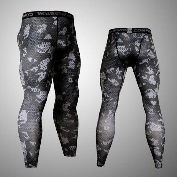 Black gray pants