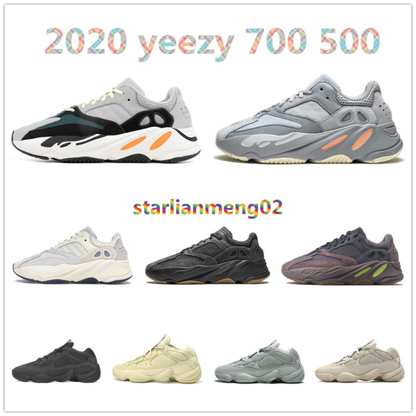 Kanye West Yeezy 700 500 V2 Boot 350 Reflective White Yeezy Boost