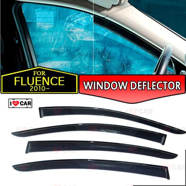 Wind Deflectors Renault Megane Scenic 03