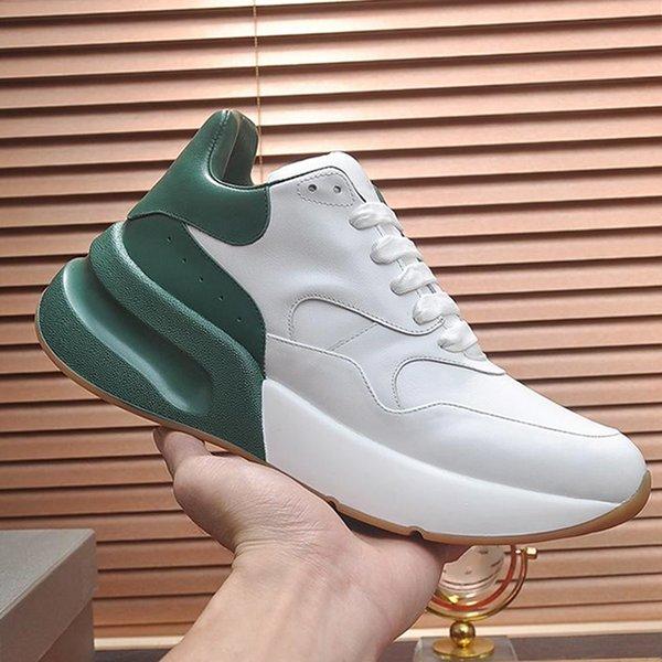 Entrega rápida Oversized Runner Mens sapatos de amarrar Chunky sapatilhas esportivas Low Top clássico Design de Moda Calçados casuais Zapatillas Hombre