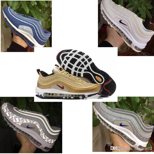 2019 nike air max Off white Flyknit Utility vapormax 97 KPU Scarpe da corsa in plastica a buon mercato Uomo Formazione Outdoor di alta qualità Mens Zapatos da ginnastica casuali