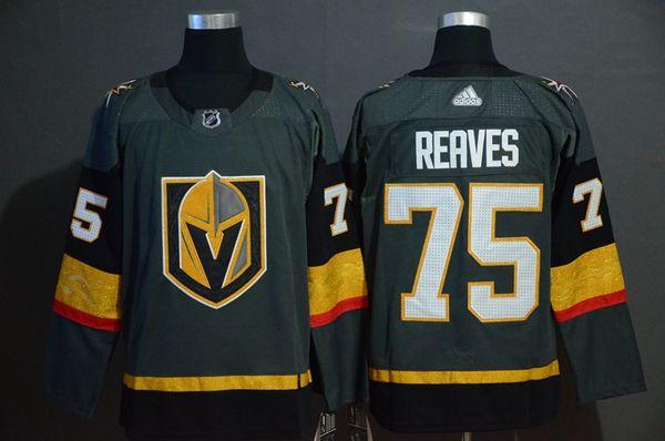 2020 Custom Ryan Reaves New Vegas caballeros de oro de alta calidad de los jerseys del hockey Alex Tuch