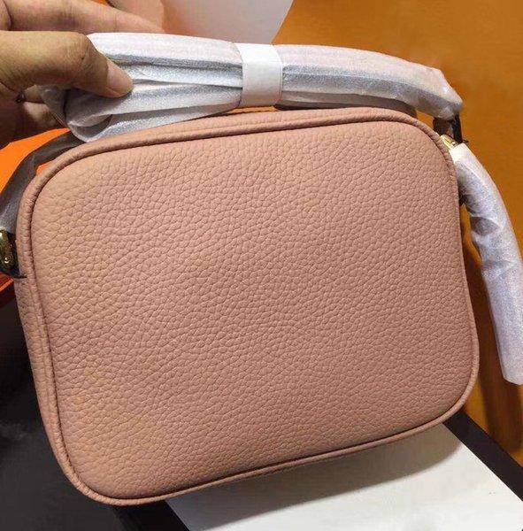 Original Leder Pink