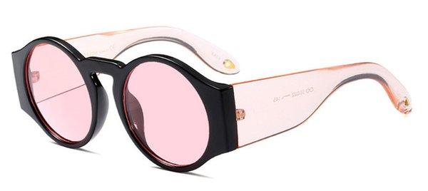 Colore delle lenti: rosa colorato