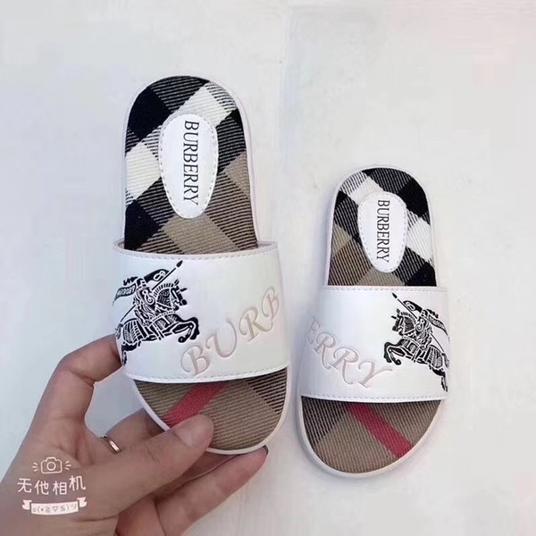New Brand Children S Shoes Kids Sandals 2019 New Summer Princess Shoes Korean Sandals Hot Sale Casual Sandals 0701