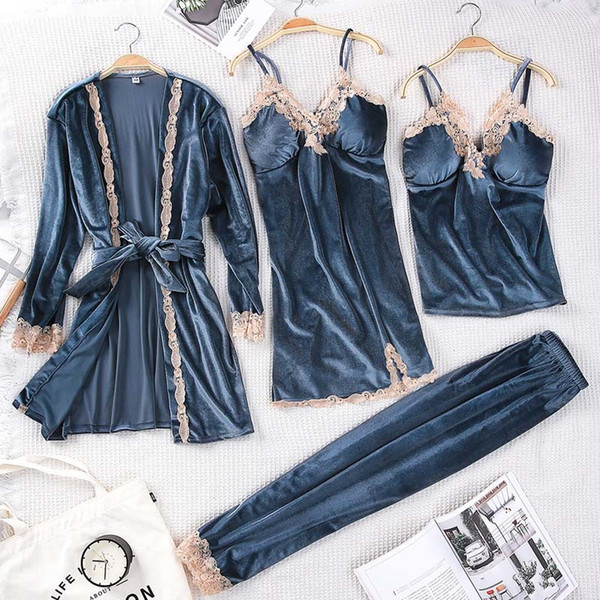 azul cinzento