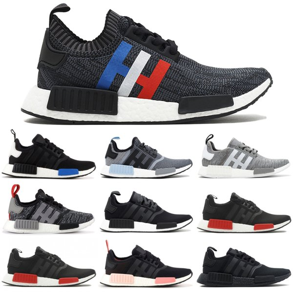 best website 211da 3f58c NMD XR1 Men Women Designer Cheap Sneakers Core Black Carbon Blue Glow Bred  White Classic Primeknit Running Shoes EUR 36 45 Running Shoes Running From  ...