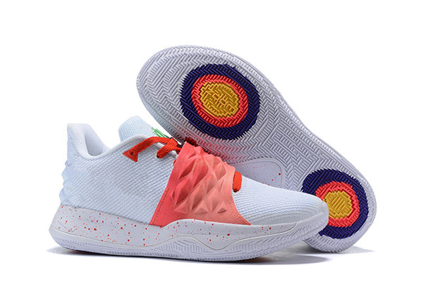 online store c761d 384c0 2019 New Kyrie 1 Low EP Yellow Black Men Basketball Shoes Sneakers High  Quality Kyries Irving4