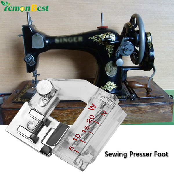 Foot Feet For Sewing Machine Brother Singer Janome Juki Rolled Hem Presser