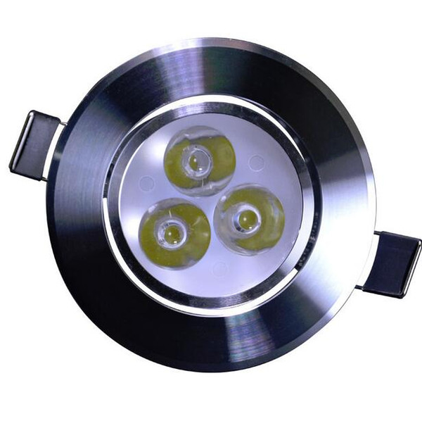 cheaper 3fc3b a2592 LED Recessed Ceiling Downlights Kitchen CE Luminaire 110 240V 3W 55mm Cut  Hole Spot Lamp Angle Adjustable Kitchen Downlights Led Kitchen Led ...