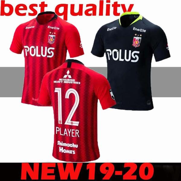 Thailamd 2019 Japonya J ligi Urawa Kırmızı Elmas futbol forması özel ad numarası 12 oyuncu futbol gömlek en kaliteli ücretsiz kargo