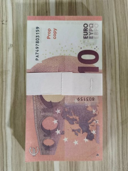 10 euro 100pcs