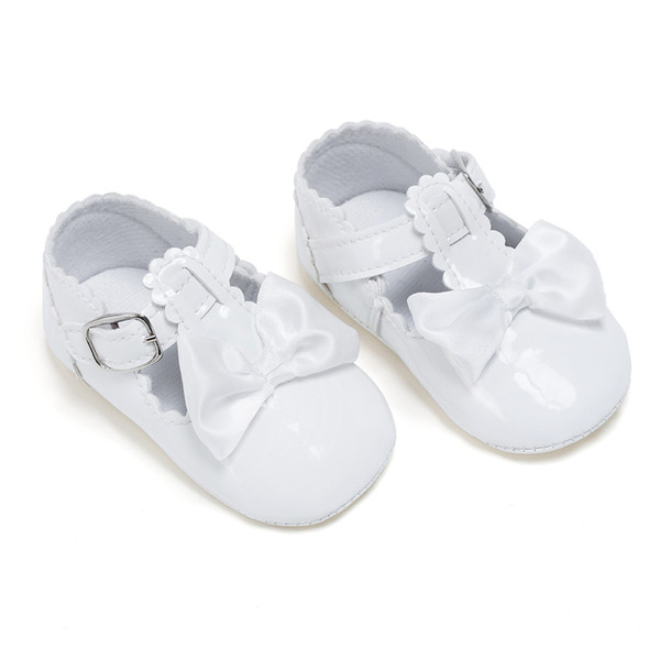 Hot Spring And Summer New 0-1 Female Baby Shoes Cute Fashion Princess Soft Bottom Baby Shoes