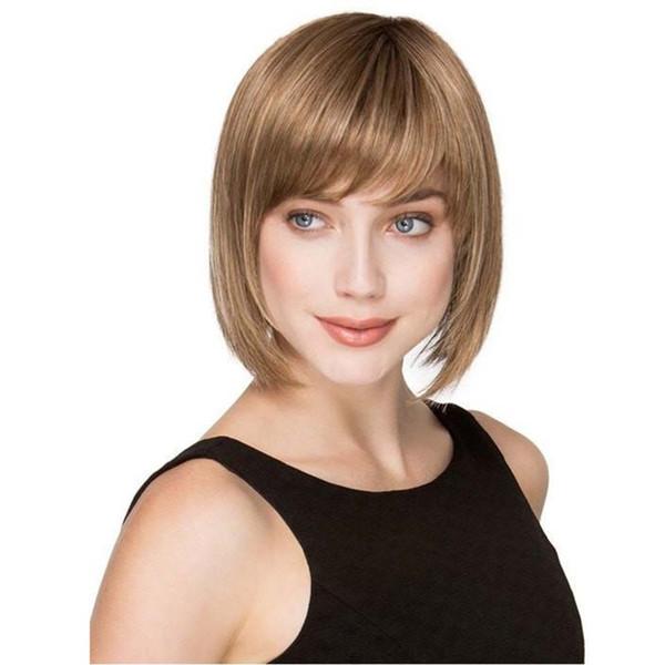 Großhandel New Trend Heißer Verkauf Einfache Bobo Haar Air Bangs Kurze Glatte Haare Weibliche Mode Uninversal Jooyoo Von Jooyoo02 149 Auf