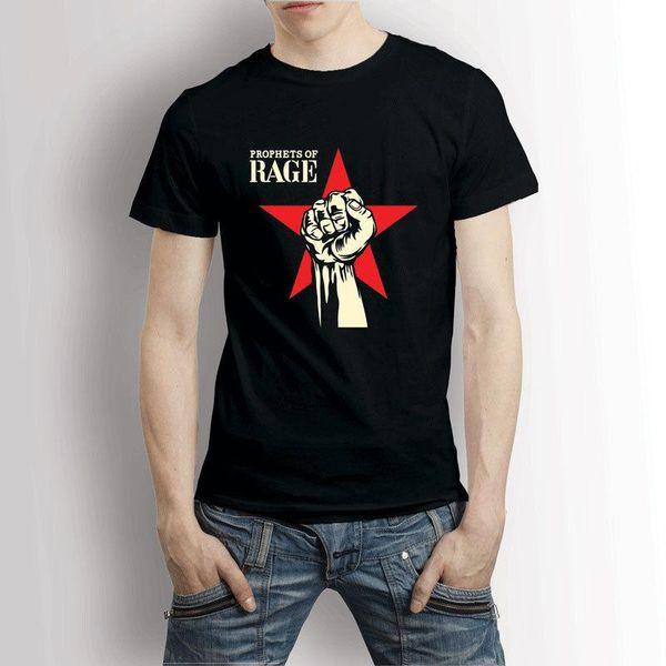 Rage Against Tee la t-shirt da uomo macchina