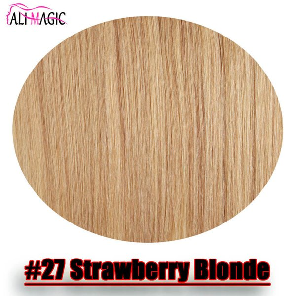# 27 Блондинка клубники